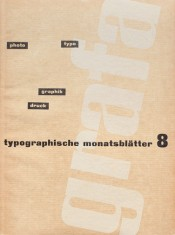 Cover from 1933 issue 8
