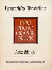 Cover from 1937 issue 8