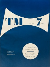 Cover from 1943 issue 7