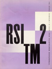 Cover from 1951 issue 2