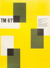 Cover from 1955 issue 6-7