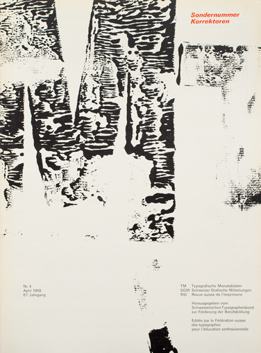 Cover from 1968 issue 4