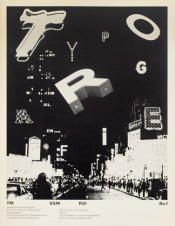Cover from 1971 issue 1