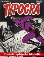 Cover from 1977 issue 6/7