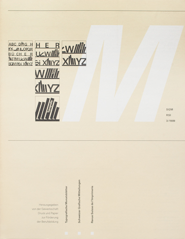 Cover from 1989 issue 3